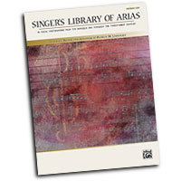 Patrick Liebergen : Singer's Library of Arias - Medium Low : Solo : Songbook : 038081313603  : 00-28816