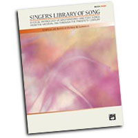 Patrick Liebergen : Singer's Library of Song - High  : Solo : Songbook & CD : 038081238289  : 00-23504