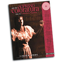 Various Composers : Cantolopera - Arias for Coloratura Soprano : Solo : Songbook & CD :  : 884088282288 : 50486841