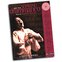 Various Composers : Cantolopera - Arias for Dramatic Soprano : Solo : Songbook & CD :  : 884088282301 : 50486842
