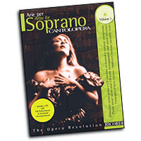 Various Composers : Cantolopera - Arias for Soprano Vol. 5 : Solo : Songbook & CD :  : 884088103781 : 50486353