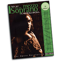 Various Composers : Cantolopera - Arias for Mezzo-Soprano Vol. 3 : Solo : Songbook & CD :  : 073999284638 : 0634079069 : 50485543