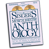 Richard Walters (editor) : Singer's Musical Theatre Anthology - Soprano Book - Vol. 2 : Solo : Songbook & CD : 884088129958 : 1423423690 : 00000488