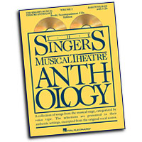 Richard Walters (editor) : Singer's Musical Theatre Anthology - Baritone/Bass Book - Vol. 2 : Solo : Songbook & CD : 884088129989 : 1423423720 : 00000491