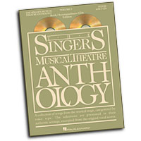 Richard Walters (editor) : Singer's Musical Theatre Anthology - Tenor Book - Vol. 3 : Solo : Songbook & CD : 884088130084 : 1423423771 : 00000495
