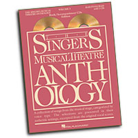 Richard Walters (editor) : Singer's Musical Theatre Anthology - Bass/Baritone Book - Vol. 3 : Solo : Songbook & CD : 884088130091 : 142342378X : 00000496