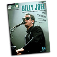 Billy Joel : Pro Vocal for Singers : Solo : Songbook & CD : 884088196615 : 1423449649 : 00740373