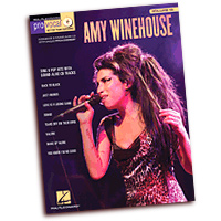 Amy Winehouse : Pro Vocal Series : Solo : Songbook & CD : 884088601560 : 1458413934 : 00740444