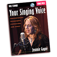 Jeannie Gagne : Your Singing Voice : 01 Book & 1 CD :  : 884088532680 : 0876391269 : 50449619