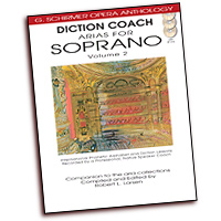 G. Schirmer Opera Anthology : Diction Coach - Arias for Soprano Vol 2 : Solo : Songbook & CD :  : 884088082734 : 1423413148 : 50486262