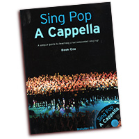 Gitika Partington : Sing Pop A Cappella Vol 1 : SATB : 01 Songbook & 1 CD : 884088541408 : 1849381690 : 14041280
