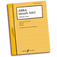ABBA : Smash Hits - Vol 2 : SAB : 01 Songbook : 9780571525171 : 12-0571525172