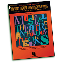 Various : Musical Theatre Anthology for Teens : Solo : Songbook & CD : 073999343328 : 0634047639 : 00740189