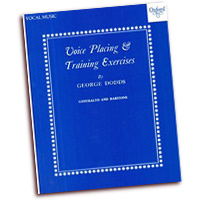 George Dodds : Voice Placing and Training Exercises - Low Voice : 01 Book Warm Up :  : 9780193221413 : 9780193221413