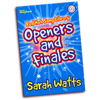 Sarah Watts : Openers and Finales : Unison : 01 Songbook & 1 CD : 1450419