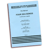 Per Skriver : Four Sea Songs : SATB : 01 Songbook :  : 14042403