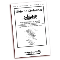 Alfred Burt and Jimmy Joyce Singers : This Is Christmas Songbook : SSAATTBB : 01 Songbook : 747510009122 : 35023107