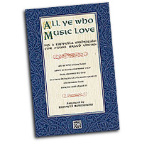 Russell Robinson : All Ye Who Music Love : 01 Songbook : Russell L. Robinson :  : 00-28883