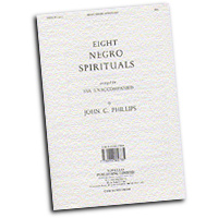 John Phillips : Eight Negro Spirituals : SSA : 01 Songbook :  : 14037376