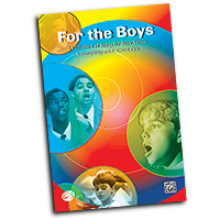 Jill Gallina : For The Boys - A Collection of Songs for Boys' Voices : TB : 01 Songbook : 654979082156  : 00-SVBM04001
