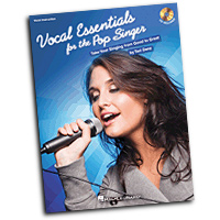 Teri Danz : Vocal Essentials for the Pop Singer : 01 Book & 1 CD :  : 884088456689 : 1423488296 : 00311934