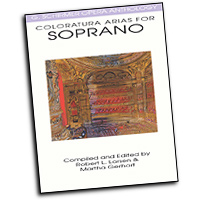 G. Schirmer Opera Anthology : Coloratura Arias for Soprano  : Solo : Songbook :  : 073999839869 : 0634032089 : 50483986