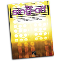 Various Arrangers : The Sing-Off Songbook : Solo : Songbook : 884088579975 : 1458406520 : 00313562