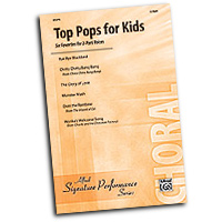 Various Arrangers : Top Pops For Kids : 2-Part : 01 Songbook : 038081340432  : 00-31275