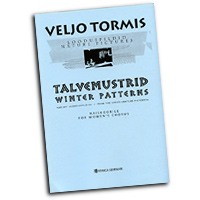 Veljo Tormis : Winter Patterns : SSAA : 01 Songbook : Veljo Tormis : 073999162707 : 48016270