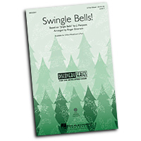 Various Arrangers : A Swingin' Christmas : 2-Part : Sheet Music
