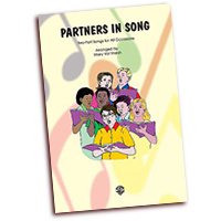 Mary Val Marsh : Partners in Song : 2-Part : 01 Songbook :  : 654979015468  : 00-SVBM00009