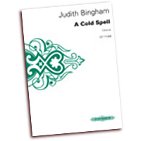 Judith Bingham : A Cold Spell - 5 Carols For Winter : SSAATTBB : 01 Songbook : EP71089