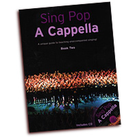 Gitika Partington : Sing Pop A Cappella Vol 2 : SATB : 01 Songbook & 1 CD : 884088541415 : 1849386218 : 14041281