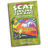 Sharon Burch : Scat Singing for Kids : 01 Songbook :  : 884088668259 : 1476812047 : 35028558