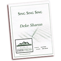 Deke Sharon : Swingin' A Cappella : Mixed 5-8 Parts : Sheet Music