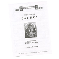 A.R. Rahman : Music From the Indian Cinema : SATB : Sheet Music