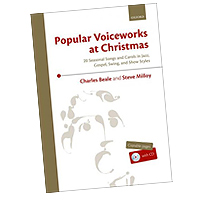 Charlie Beale and Steve Milloy : Popular Voiceworks at Christmas : 01 Songbook & 1 CD :  : 9780193522671