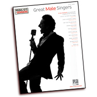 Great Male Singers  : Original Keys for Singers : Solo : Songbook : 884088497965 : 1423477782 : 00307133