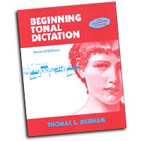 Thomas L. Durham : Beginning Tonal Dictation : 01 Book & 2 CDs :  : 1-57766-305-5