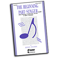 Joyce Eilers : The Beginning Part-Singer Vol 1 & 2 : 2-Part : 01 Songbook :