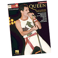 Queen : Pro Vocal : Solo : Songbook & CD : 884088661991 : 1458494373 : 00740453