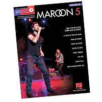 Pro Vocal : Maroon 5 : Solo : Songbook & CD :  : 884088665852 : 147680589X : 00740454