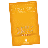 Various : Simply Sunday - The Collection : SATB : 01 Songbook : 884088644352 : 08754540