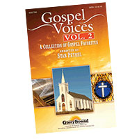 Stan Pethel : Gospel Voices - Volume 2 : SATB : 01 Songbook : 884088544423 : 161774266X : 35027789