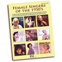 Various : Female Singers of the 1950s : Solo : Songbook : 884088522988 : 1423497465 : 00001410