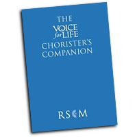 Royal School of Church Music : The Voice for Life Chorister's Companion : 01 Book :  : G-7863