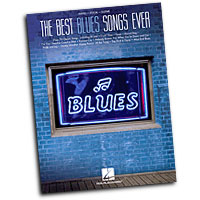 Various : The Best Blues Songs Ever : Solo : Songbook : 884088658274 : 1458465608 : 00312874