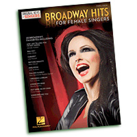 Various Arrangers : Broadway Hits - Original Keys for Female Singers : Solo : Songbook : 884088905132 : 1480341290 : 00119085