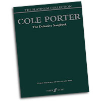 Cole Porter : The Platinum Collection : Solo : Songbook : 9780571527991 : 12-057152799X
