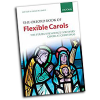 Alan Bullard (Edited by) : Oxford Book of Flexible Carols : SATB : 01 Songbook : Alan Bullard : 9780193364622 : 9780193364622